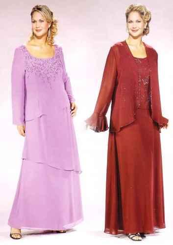 frumpy gown