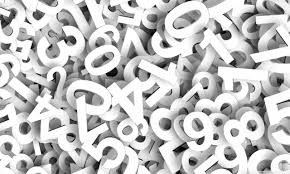 LESSON FOUR – NUMBERS:ADD 'EM UP