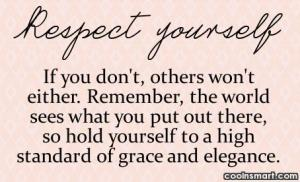 respect yourself1